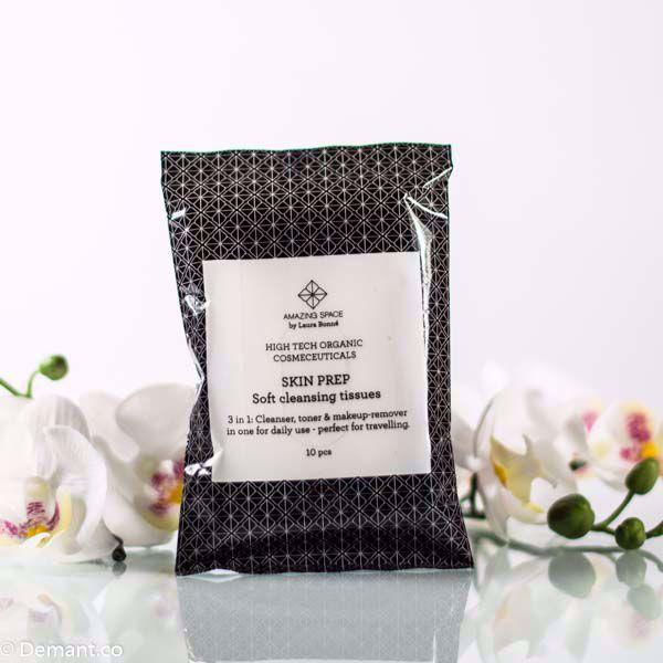 Billede af Skin Prep – Soft cleansing tissues