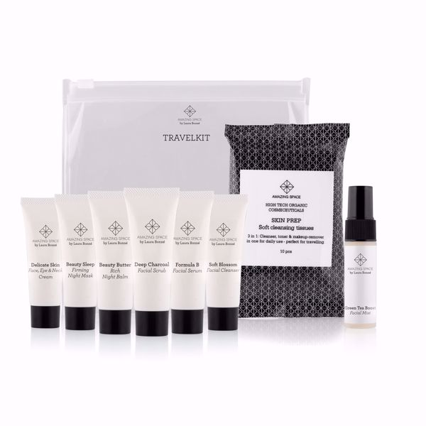 Billede af Facecare kit for Sensitive/dry skin