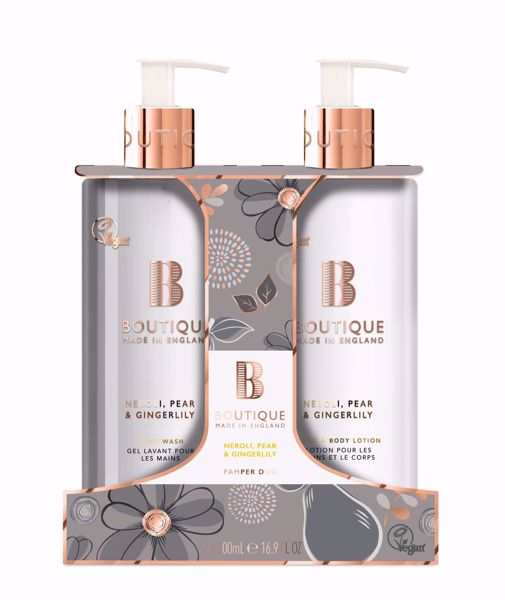 Billede af Hand and body wash duo